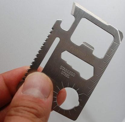 Guardman Credit Card Multi-Tool