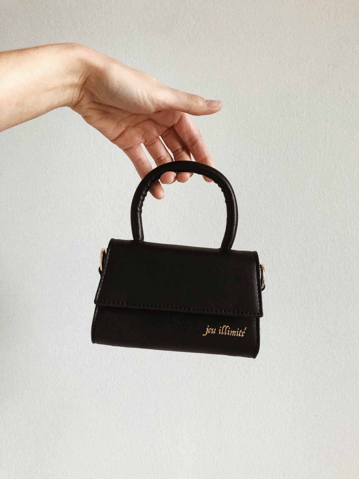 Jeu Illimite's Mini Bag Is The Perfect Party Purse For When You Just Need The Essentials