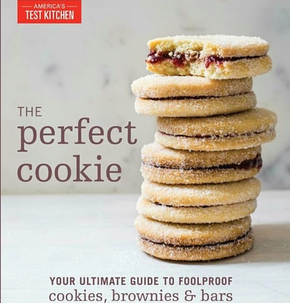 America's Test Kitchen The Perfect Cookie Cookbook