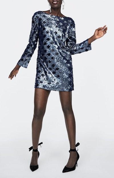 Sequin Dress