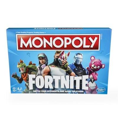 Fortnite Monopoly