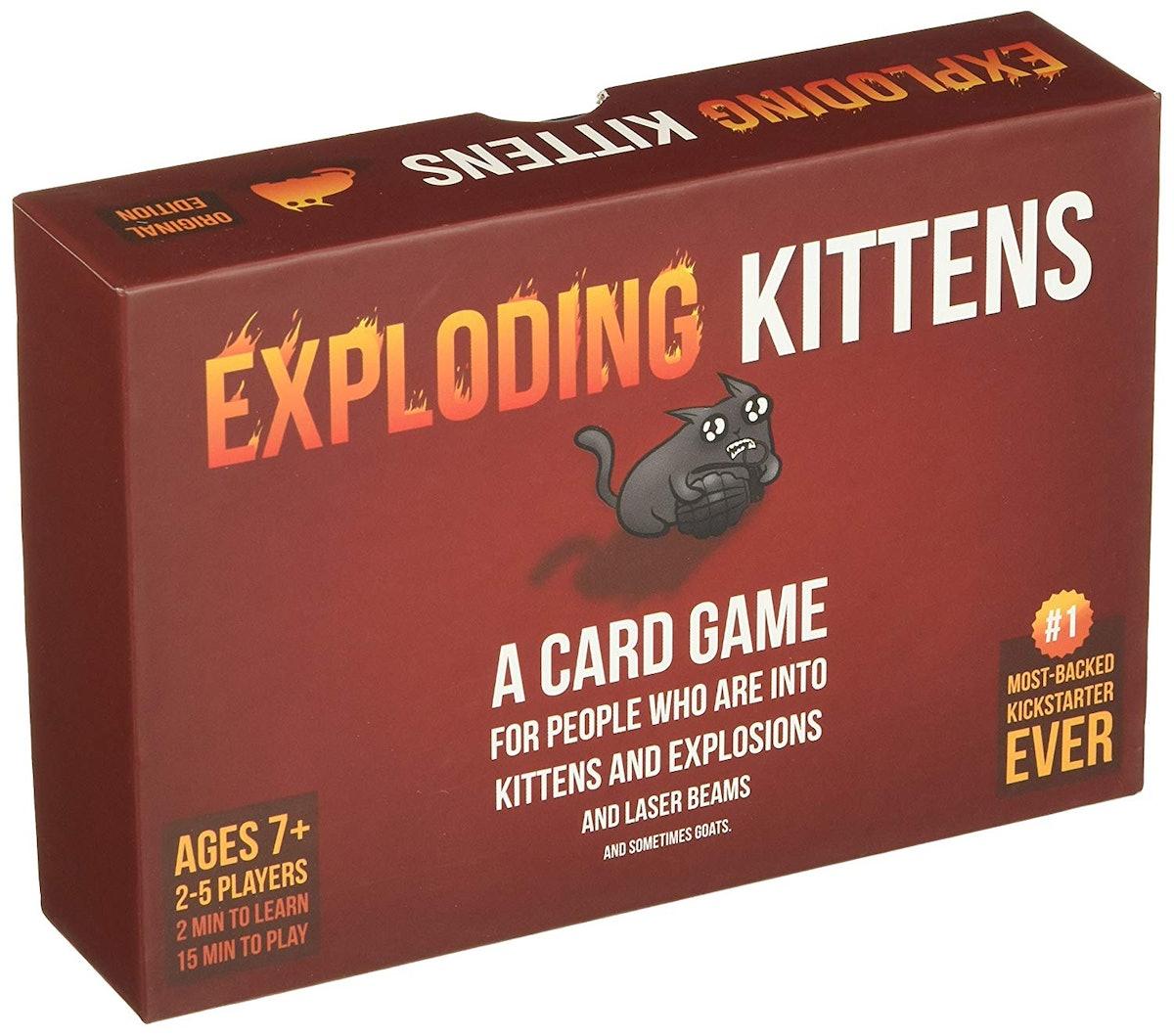 Exploding Kittens LLC Card Game
