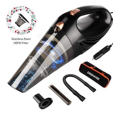 Deenkee Car Vacuum