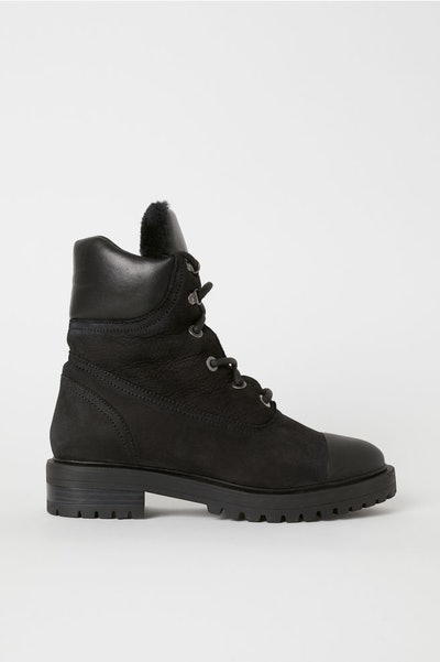 Warm-Lined Boots