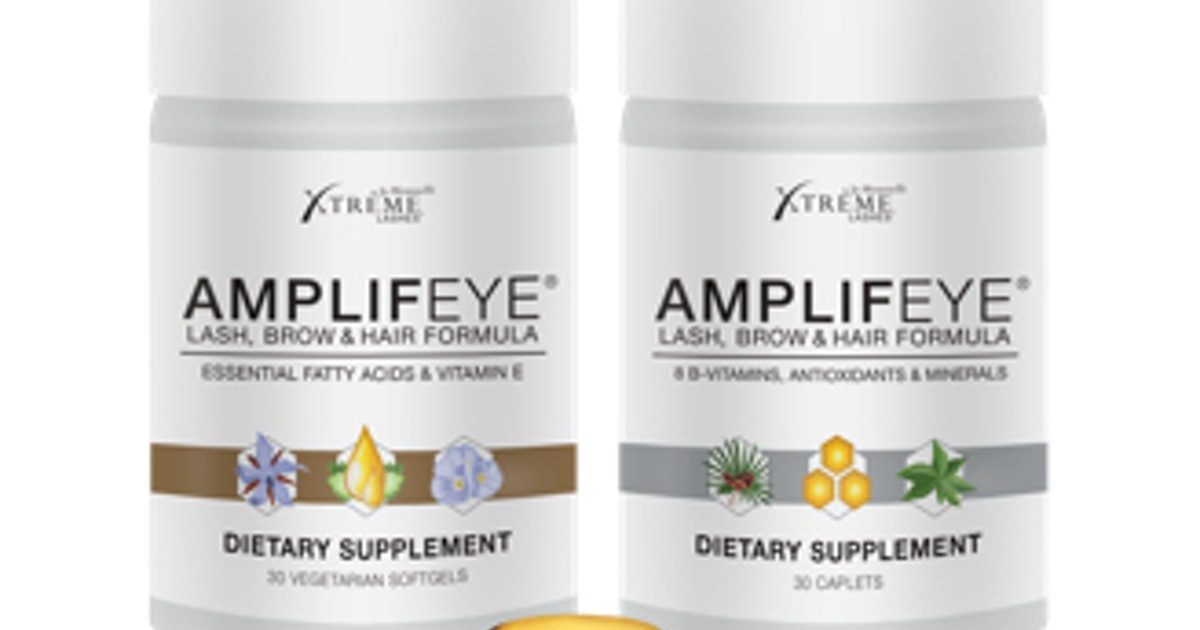 Amplifeye Lash, Brow & Hair Formula