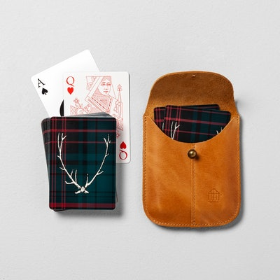 Card Deck with Leather Case - Hearth & Hand with Magnolia