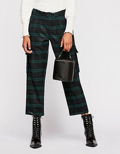 Relaxed Slim Cargo Pants