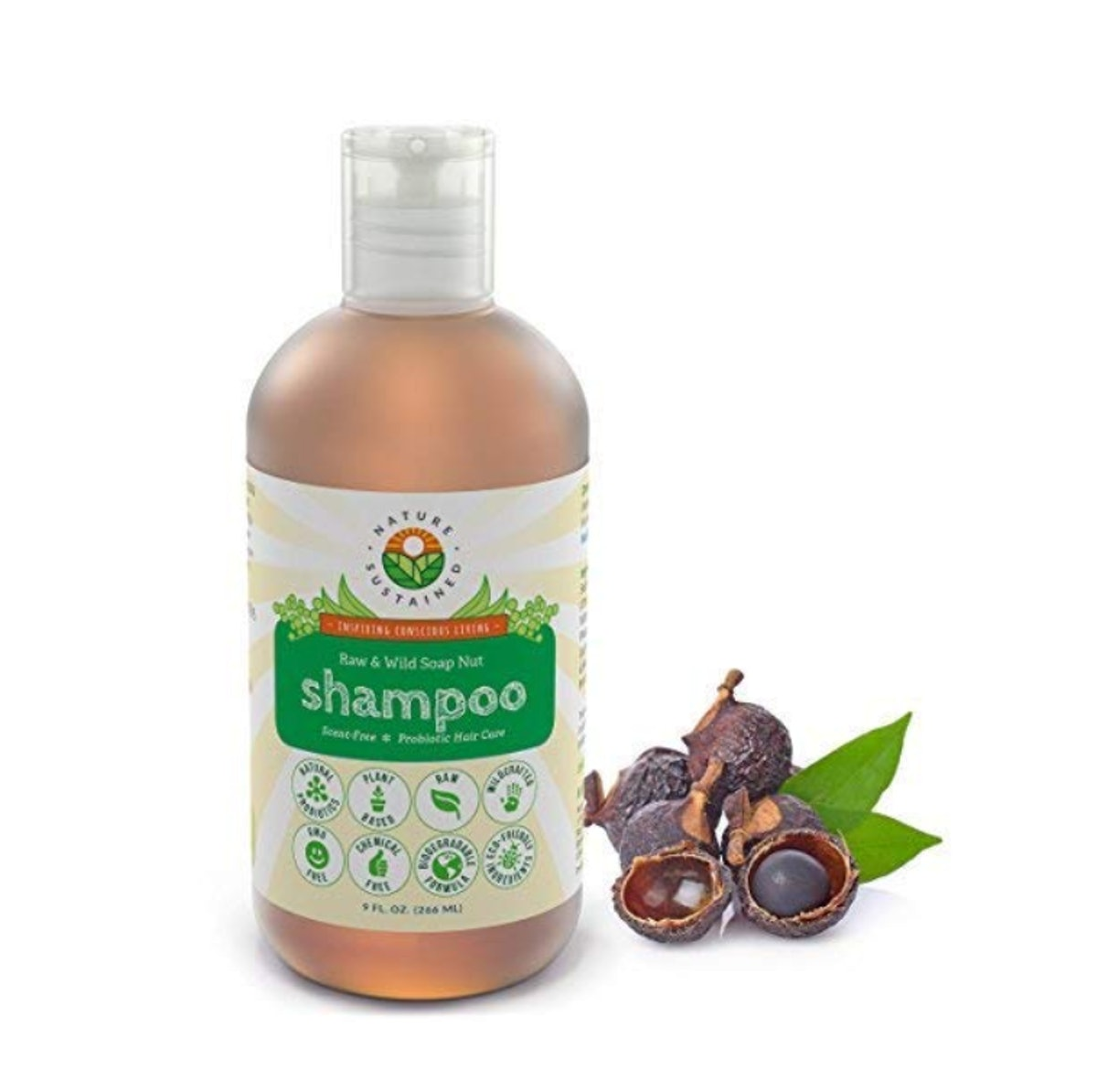 Nature Sustained Soapberry Shampoo