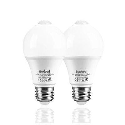 Boxlood Motion Sensor Light Bulb