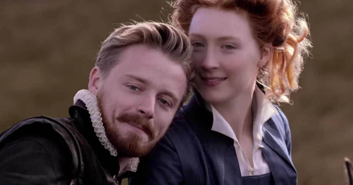 Saoirse Ronan Breaks Down Her Mary Queen Of Scots Sex Scene In All