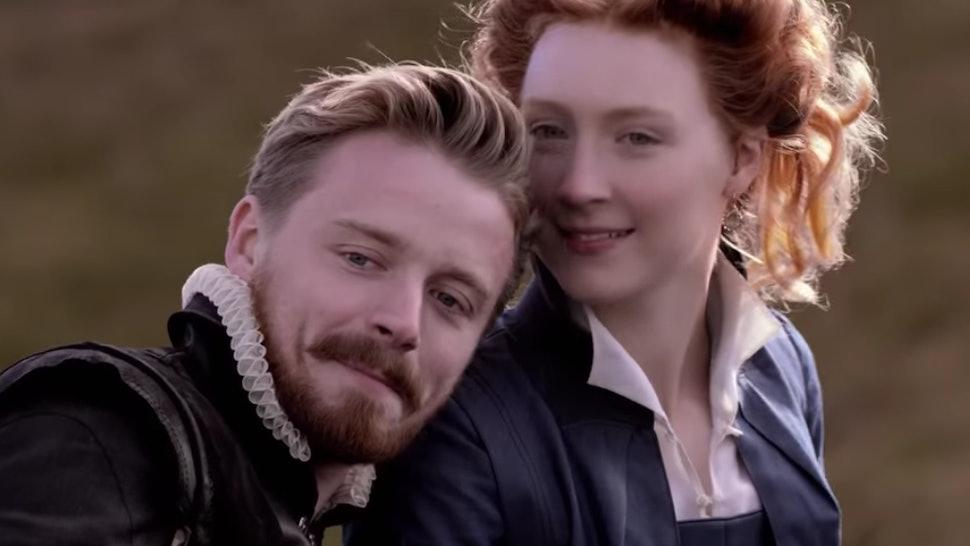 Saoirse Ronan Breaks Down Her 'Mary Queen Of Scots' Sex Scene In All Its  Progressive Glory