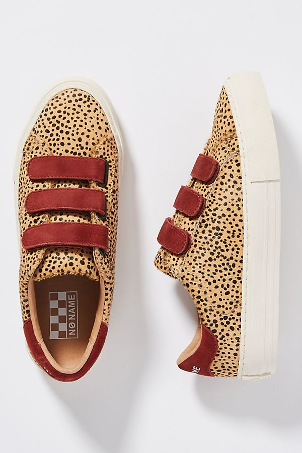 No Name Leopard Arcade Sneakers