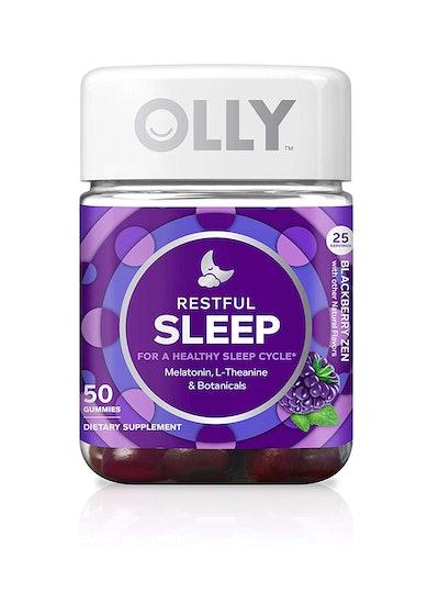 OLLY Restful Sleep Gummy Supplement
