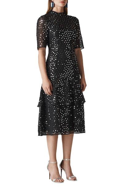 Ivanna Sequin Dress