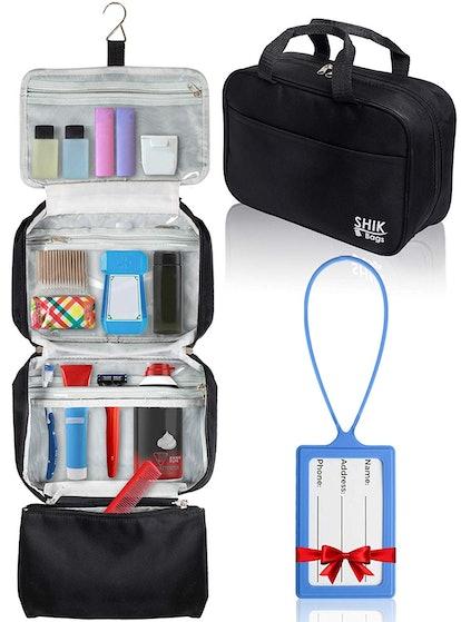 Shik Bags Premium Hanging Toiletry Bag