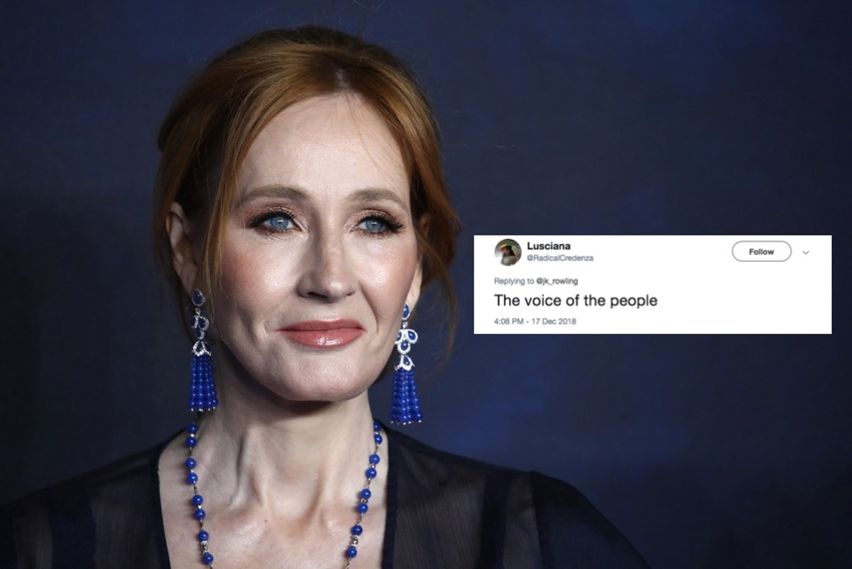 J.K. Rowling's Tweet About Morning People Is Such A Mood, I Can't Even Explain It