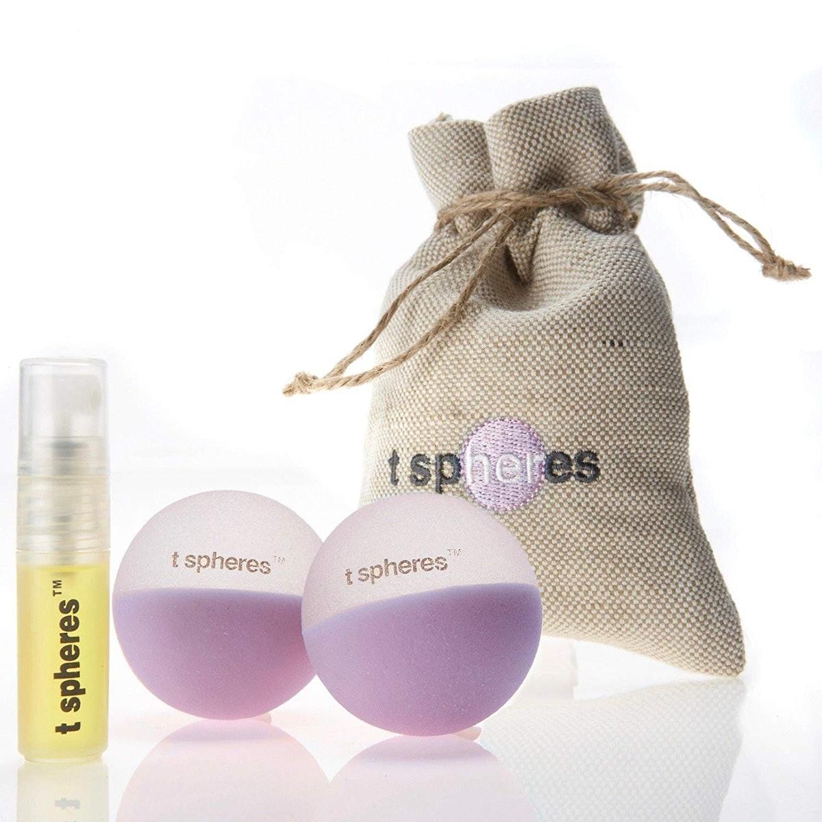 T Spheres Aromatherapy Massage Balls