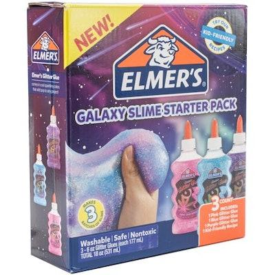 Elmer's Glitter Galaxy Slime Kit