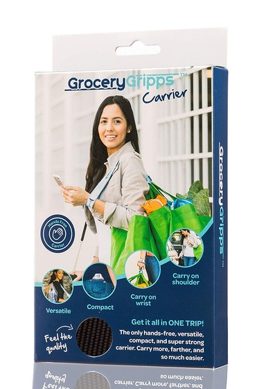 Grocery Gripps Shopping Bag Carrier