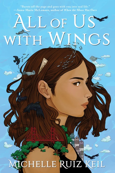 'All Of Us With Wings' by Michelle Ruiz Keil