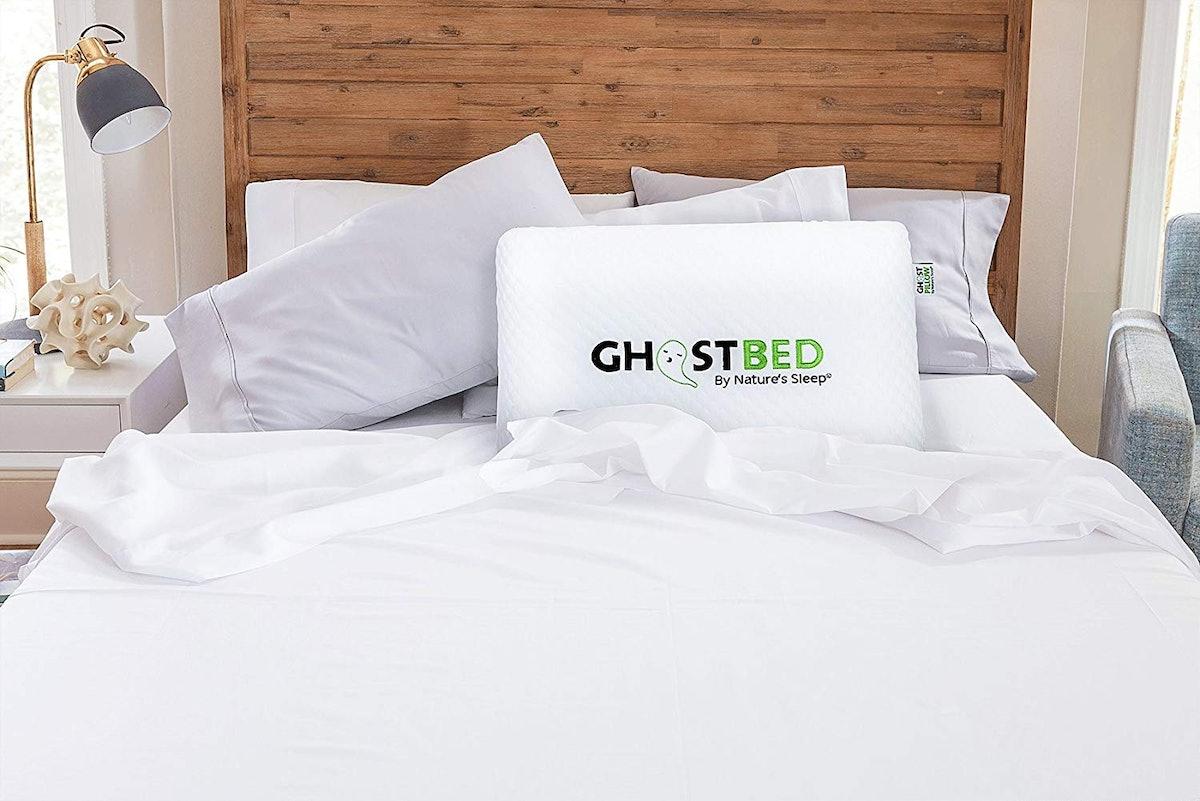 Ghostbed Memory Foam Pillow