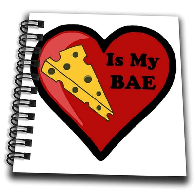 Cheese is My BAE Perfect for Cheese Lovers - Mini Notepad