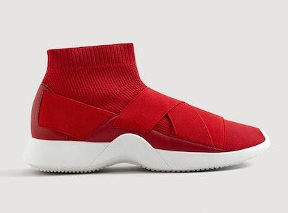 Sole sock sneakers