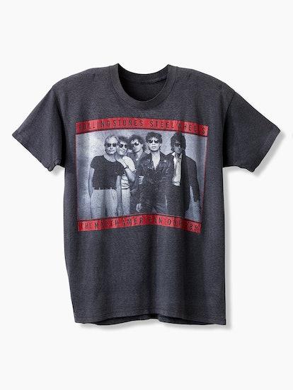 1989 Rolling Stones Tour T-Shirt