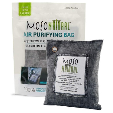 Moso Natural Bamboo Charcoal Air Purifying Bag (3 Pack)