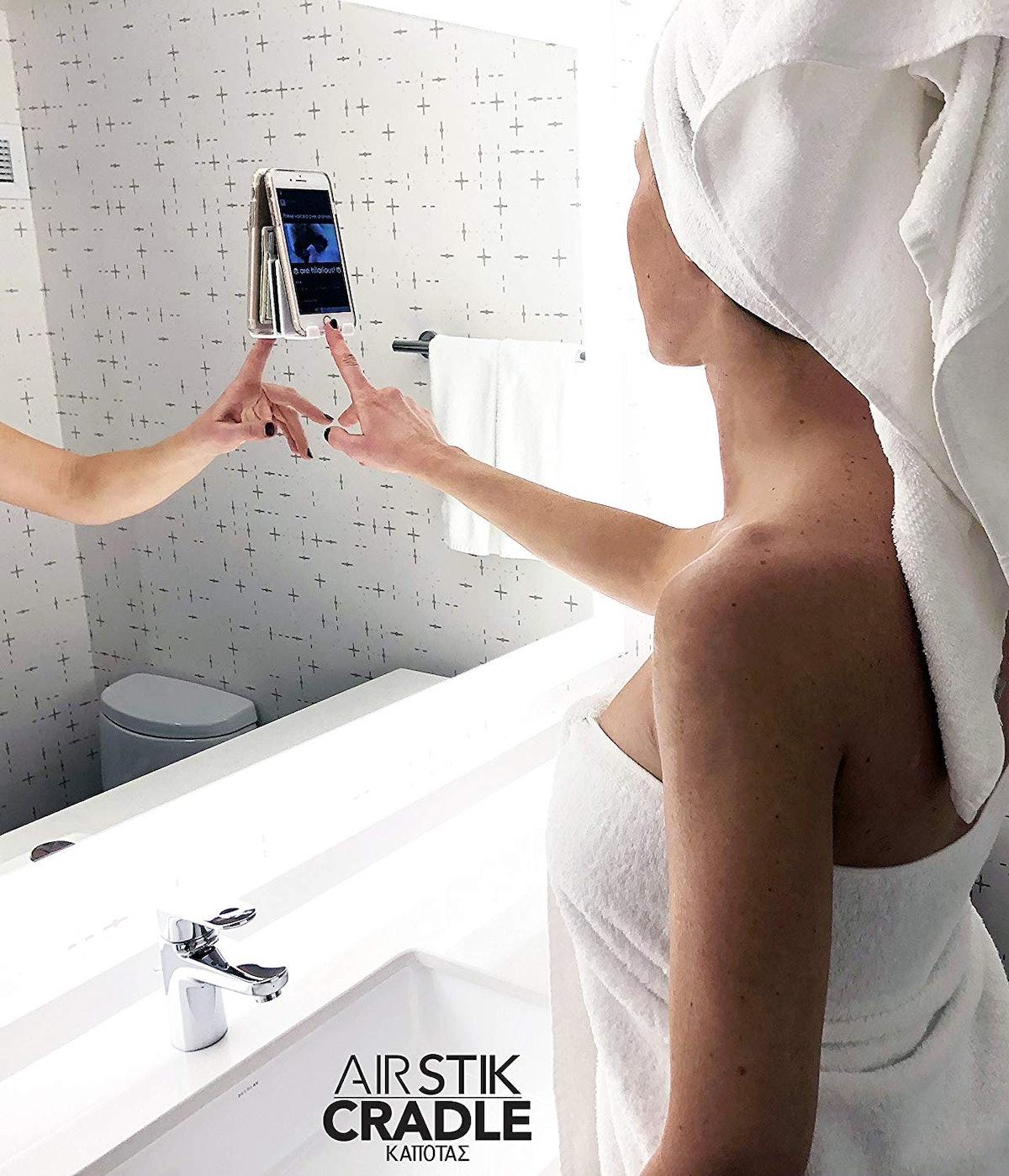 AIRSTIK Selfie Phone Holder