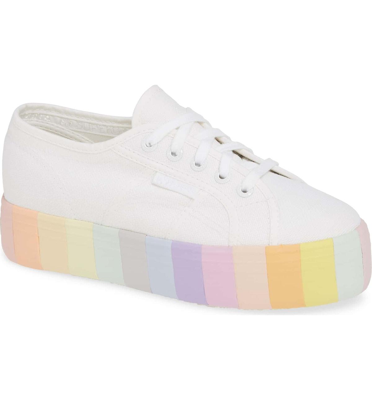2790 Stripe Platform Sneaker