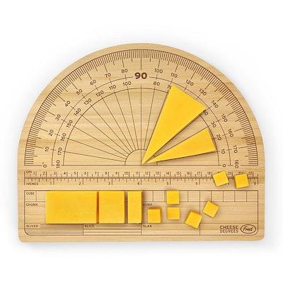 Cheese Degrees Cutting Board