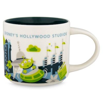 Disney's Hollywood Studios YOU ARE HERE Starbucks Mug
