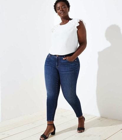 Plus Modern Slim Skinny Jeans