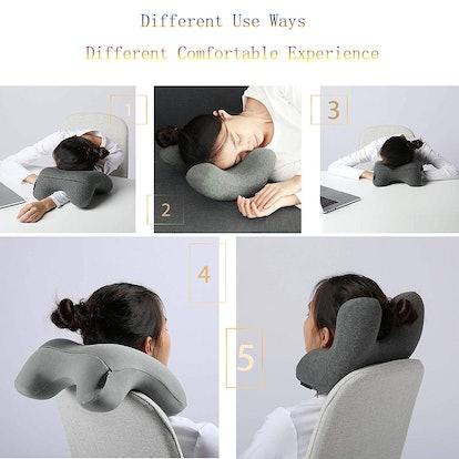 Wote Memory Foam Travel Pillow
