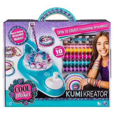 Cool Maker KumiKreator Friendship Bracelet Maker Activity Kit