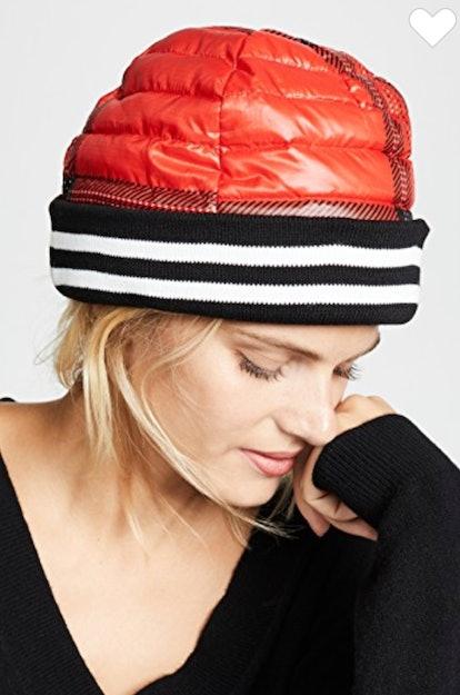 Think Royln Downtown Crown with Rib Beanie Hat