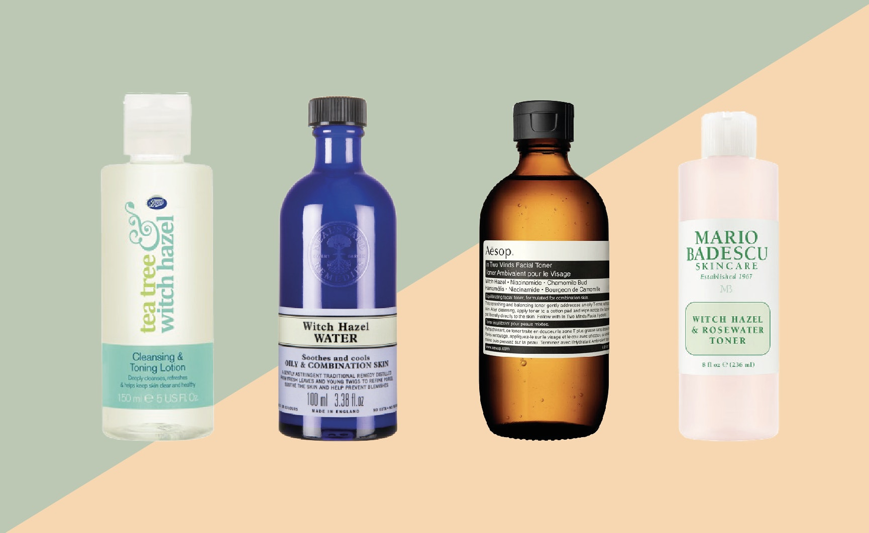 How To Use Witch Hazel As Toner Because You Ve Probably