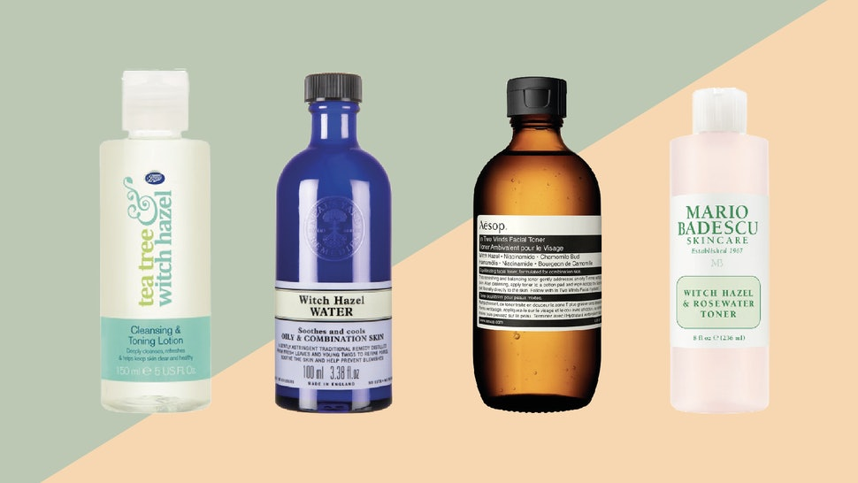 How To Use Witch Hazel As Toner, Because You've Probably Been Using It Wrong
