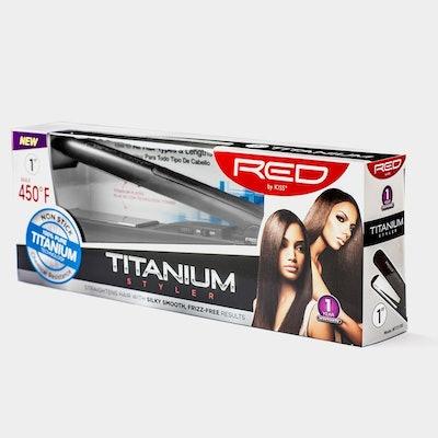 Titanium Styler Flat Iron