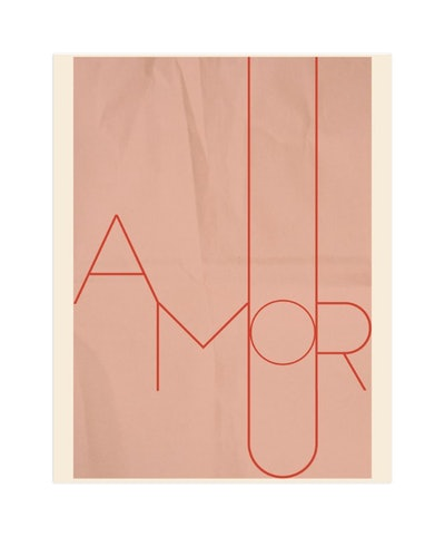 Amour Limited Edition Print