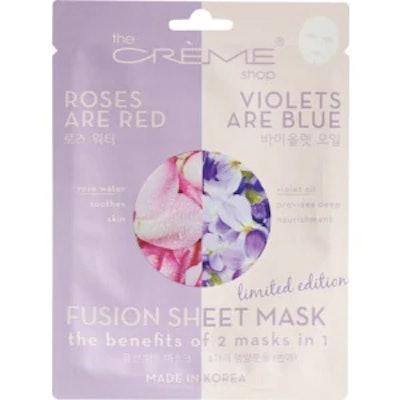 The Creme Shop Fusion Sheet Mask