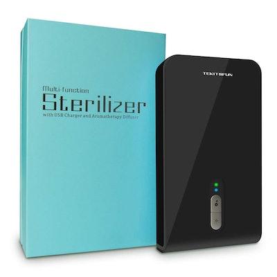 TEKITSFUN Phone Sanitizer And Charger