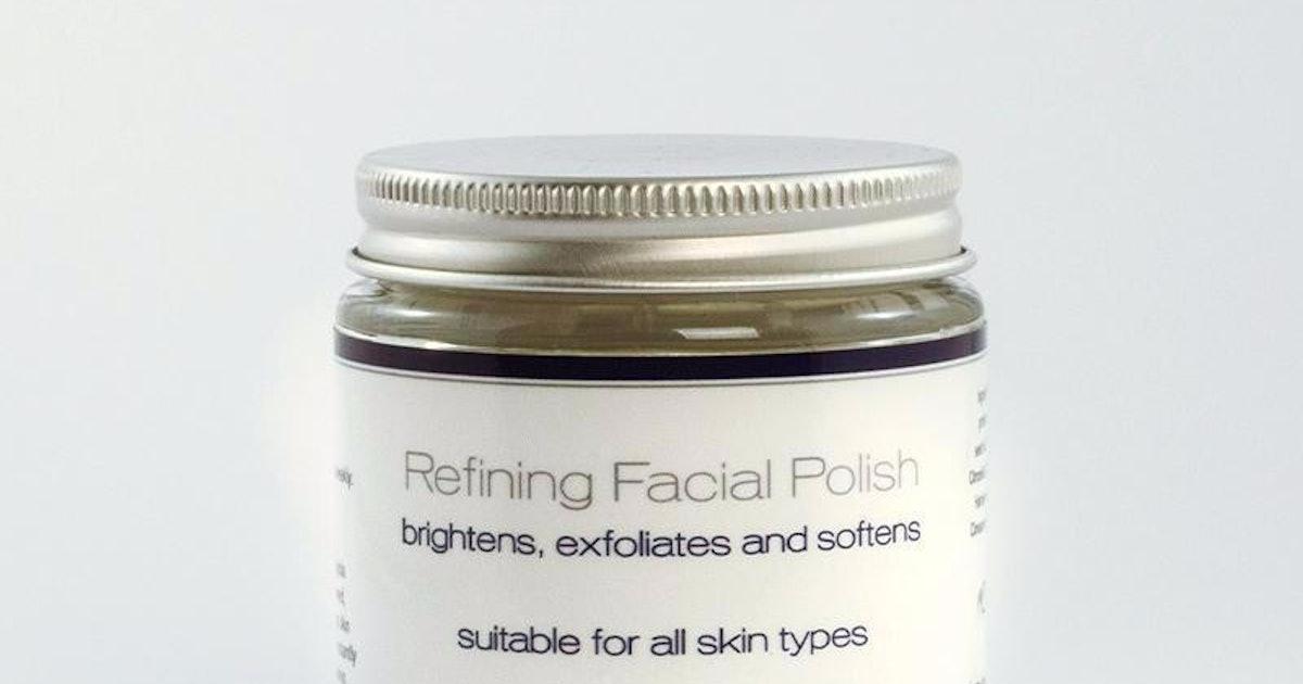 Refining Facial Polish