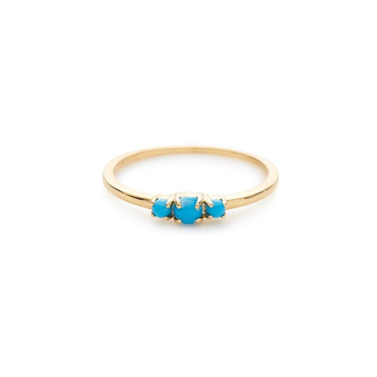 Nola Ring in Turquoise