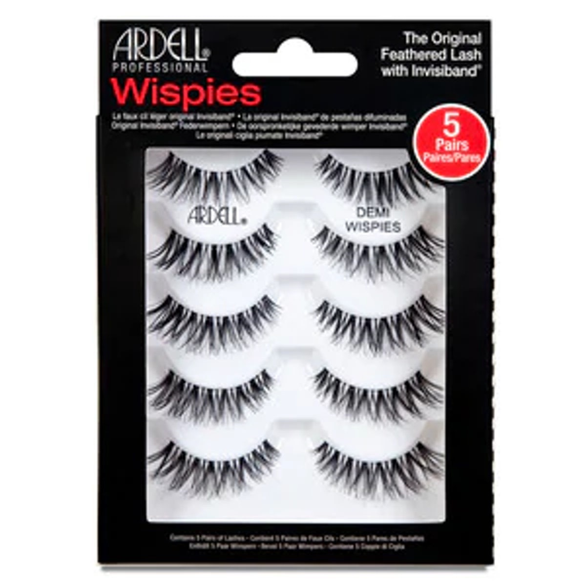 Ardell Natural Multipack Lashes