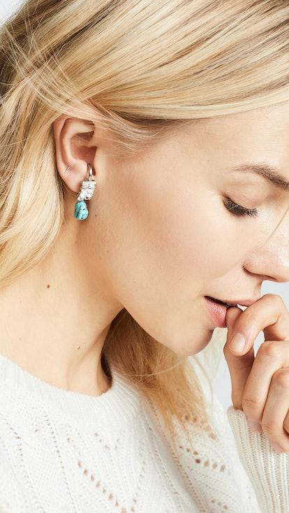 Mucha Earrings