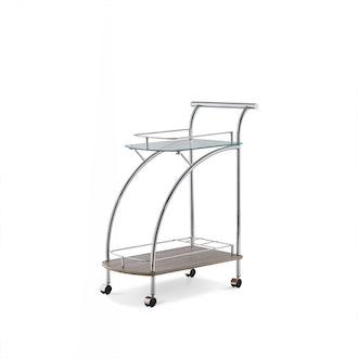Acme Furniture Badin Serving Cart