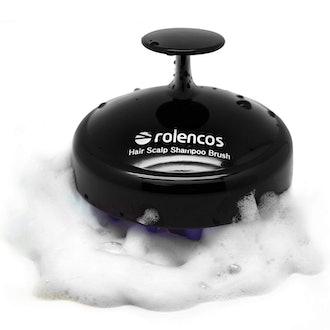 Rolencos Hair Scalp Shampoo Brush