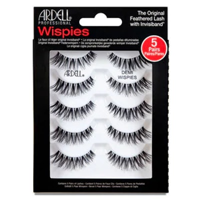 Ardell Natural Multipack Lashes in Demi Wispies